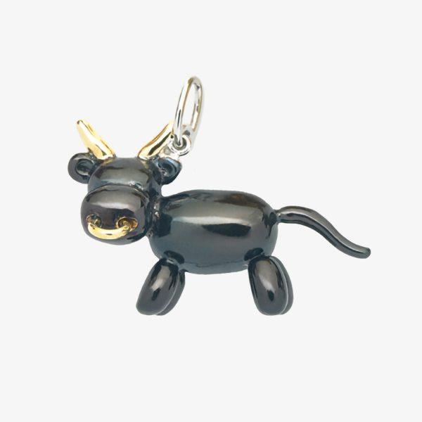 Chinese Zodiac Ox Pendant