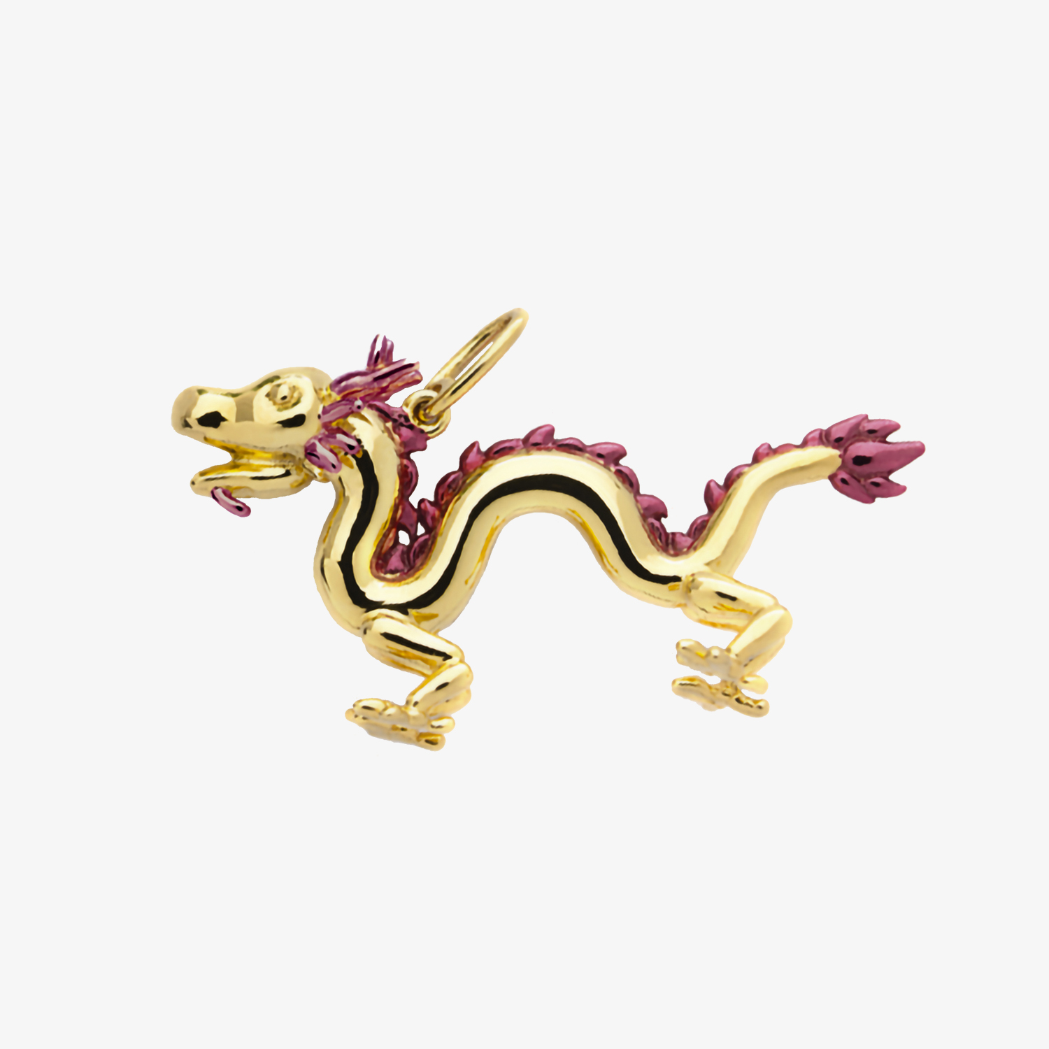Chinese Zodiac Dragon Pendant