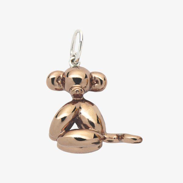 Chinese Zodiac Monkey Pendant